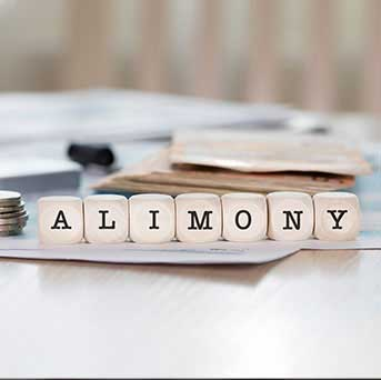 Alimony And Equitable Distribution
